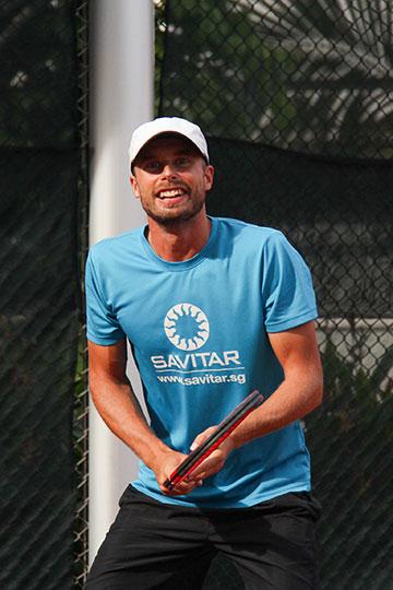 Tennis Coach - Goran Ahlstrand