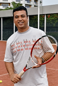 Amit - Tennis Lessons in Singapore