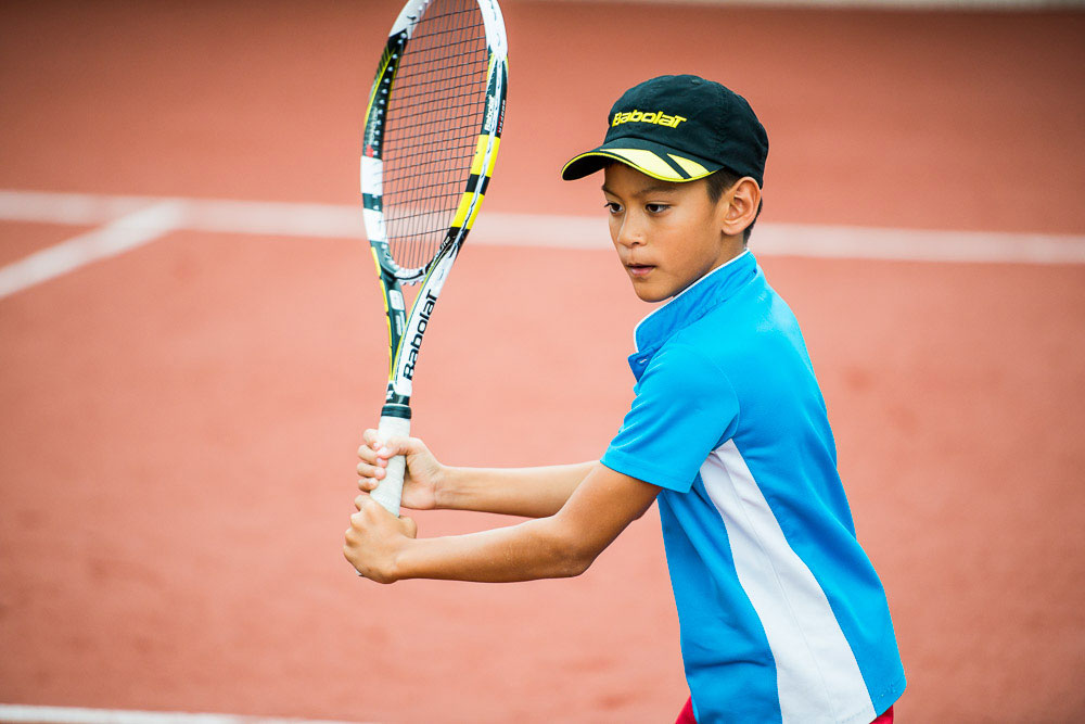 Tennis training Camps Singapore