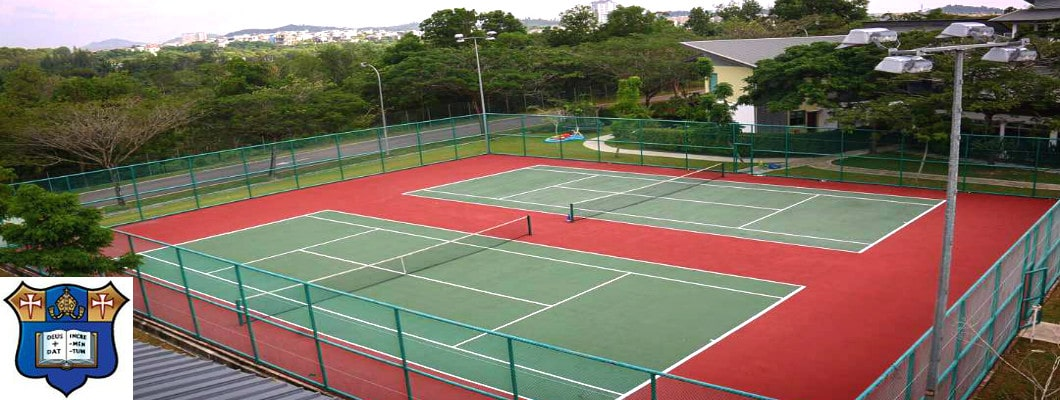 Tennis Courts Singapore