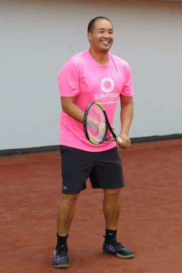 Jim Lieu - Tennis Singapore