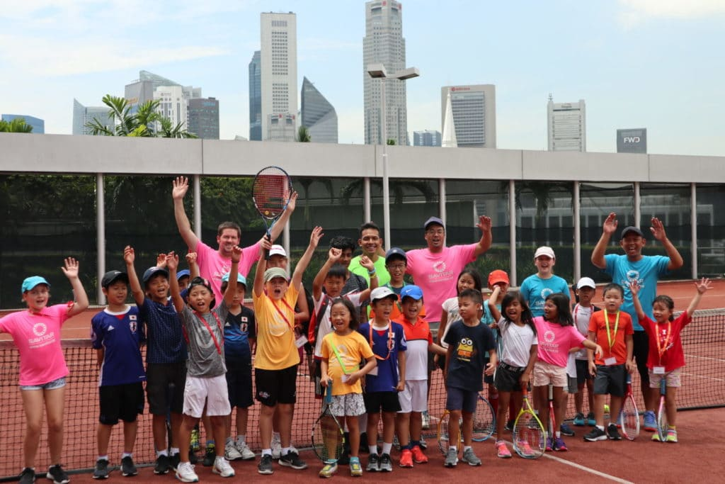 Singapore Tennis Training and camps
