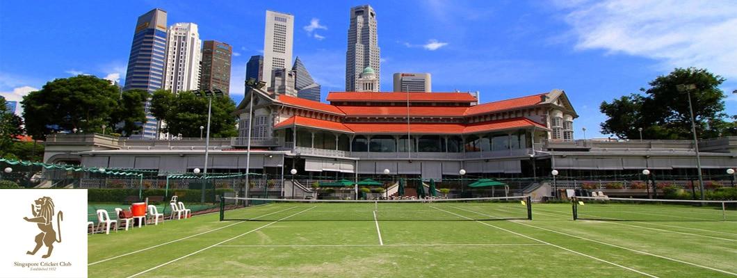 Tennis Courts - SCC